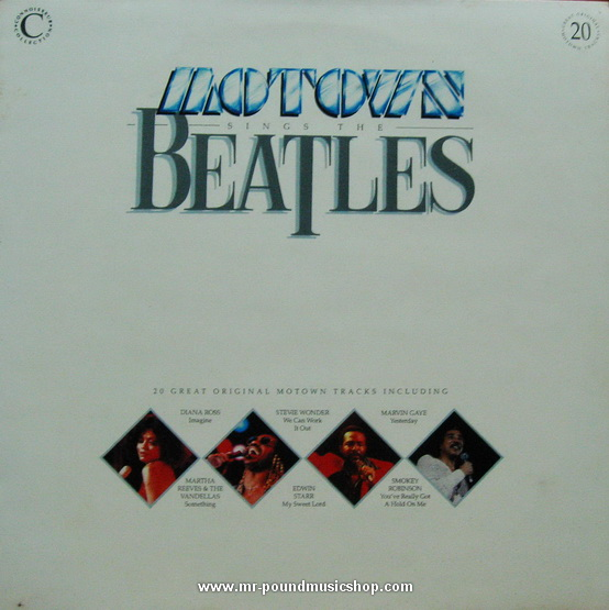Various Artists - Motown Sings The Beatles