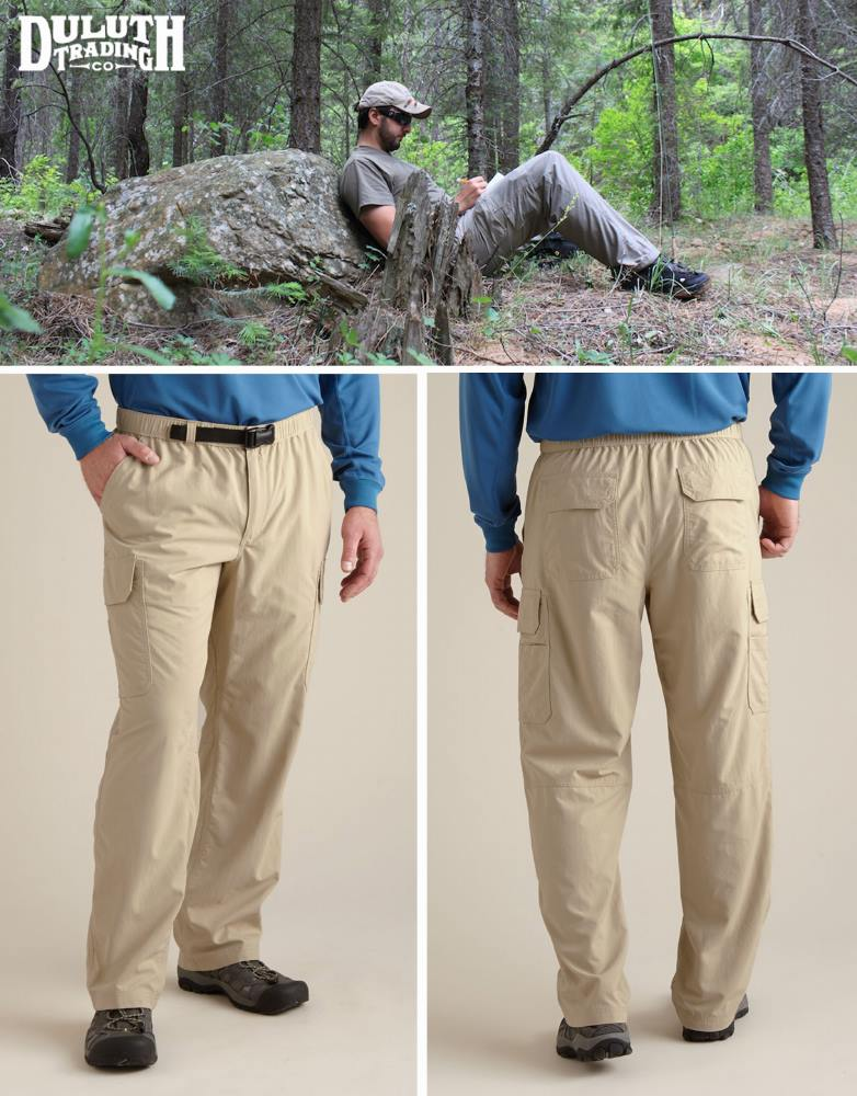 DULUTH ARMACHILLO RIPSTOP CARGO PANTS