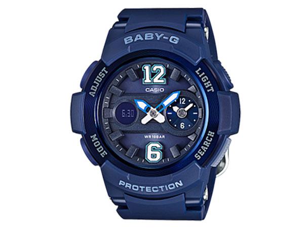 นาฬิกาผู้หญิง CASIO รุ่น BGA-210-2B2