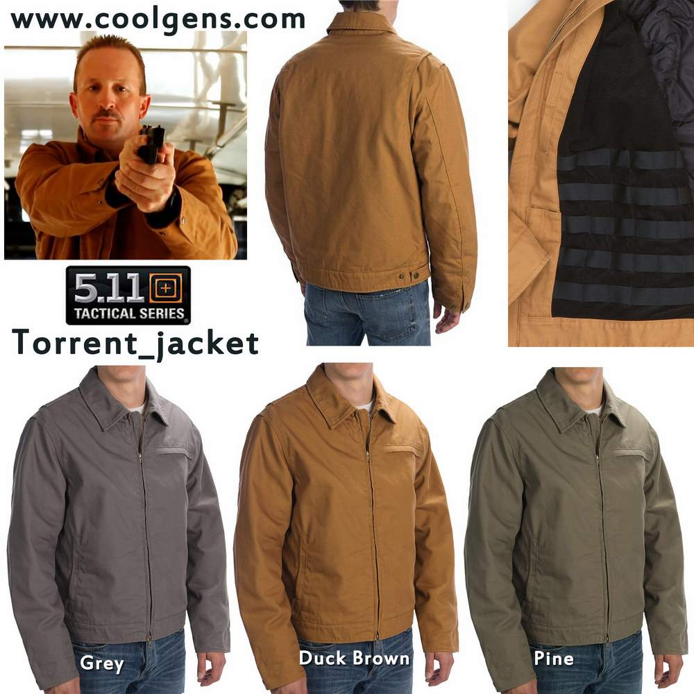 5.11 Tactical® Torrent Tactical Jacket for Men