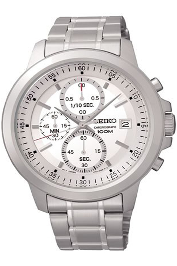 นาฬิกา SEIKO QUARTZ CHRONOGRAPH SKS441P1