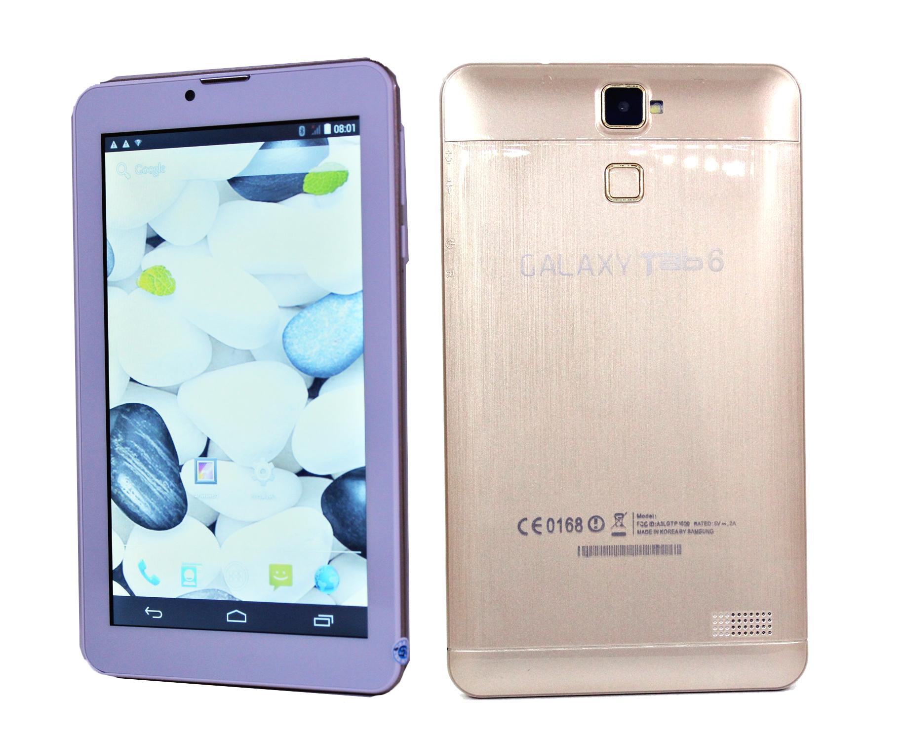 แท็บเล็ต 7 นิ้วใส่ 2 ซิมโทรได้ ระบบ 3G CPU MTK6577 Dual Core 1.0 Ghz 2 กล้อง