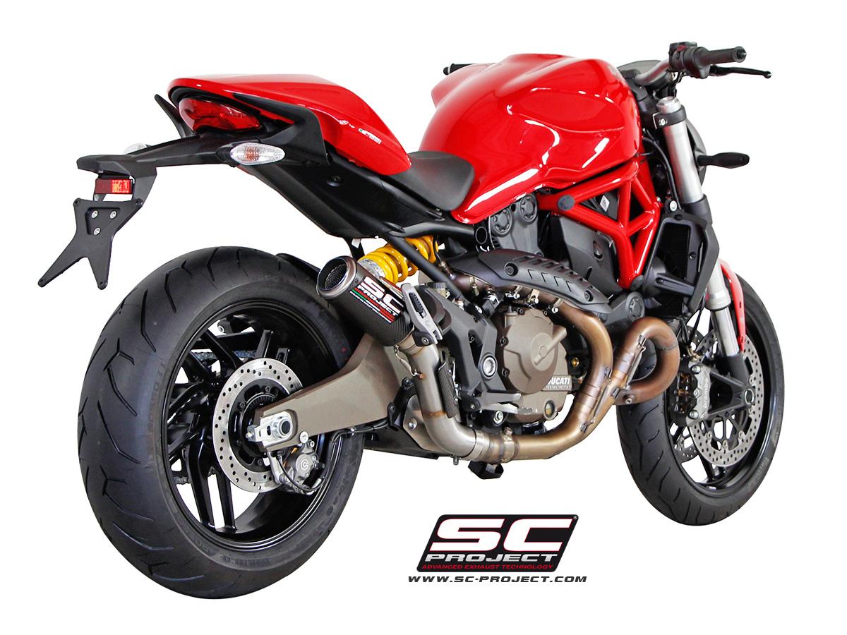 Ducati Monster 821 CRT