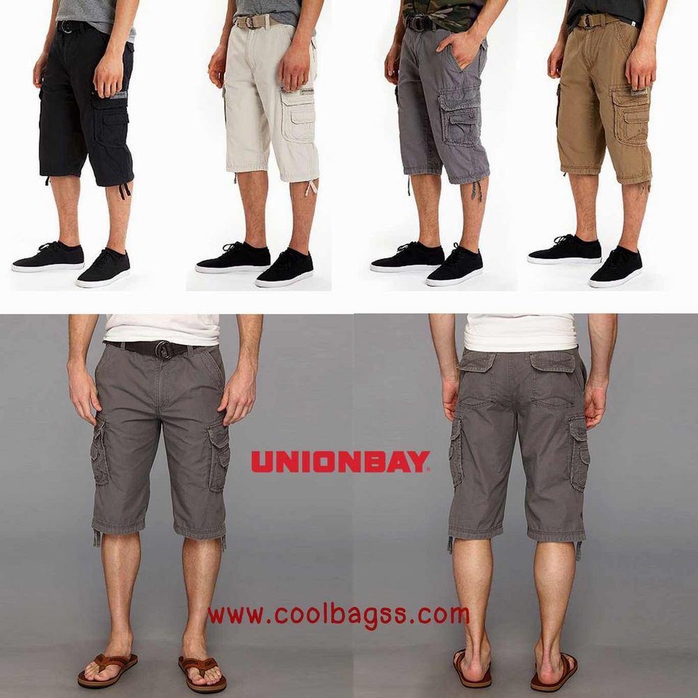 Unionbay Messenger Cargo Shorts