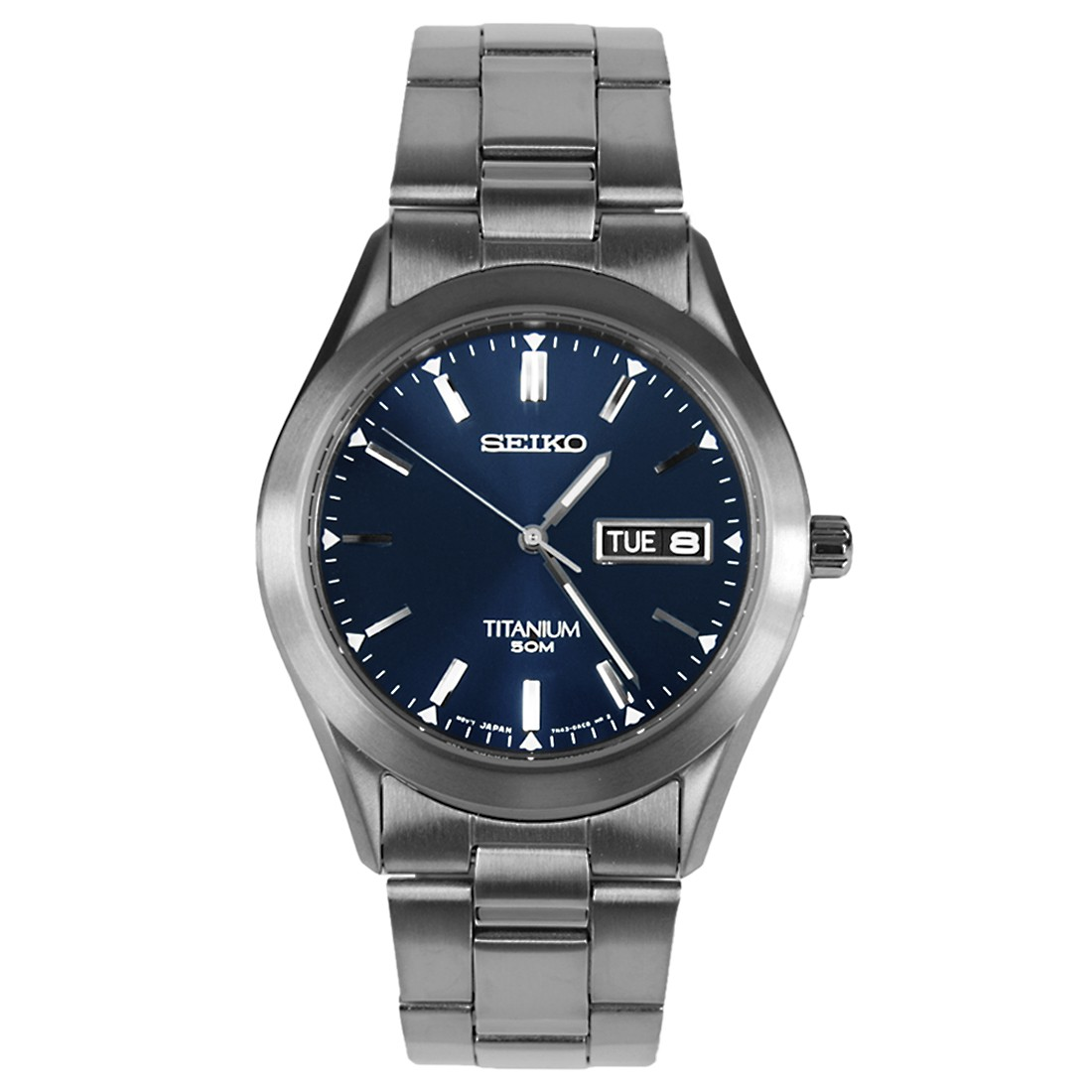 SEIKO Titamium Men's Watch รุ่น SGG601P1