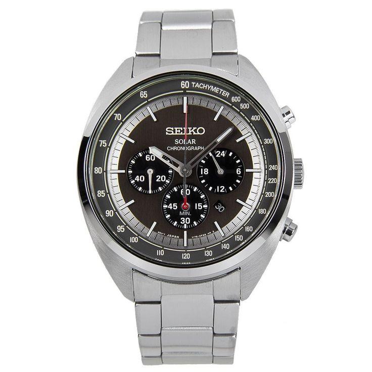 นาฬิกา Seiko Solar Chronograph Tachymeter รุ่น SSC621P1
