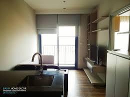 ให้เช่า คอนโดออนิกซ์พหลโยธิน (Onyx Phahonyothin) 1 ห้องนอน 1 ห้องน้ำ ชั้น 19 ขนาด 31 ตร.ม
