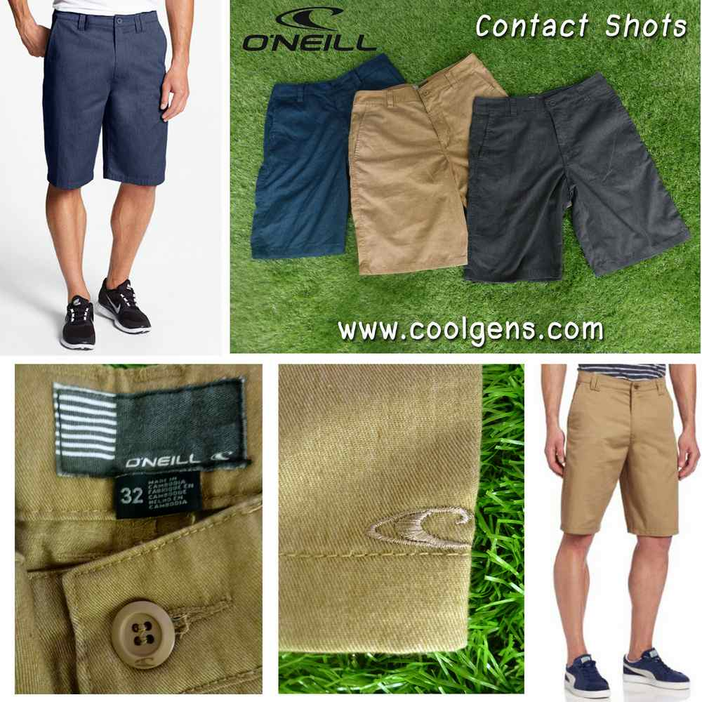 O'Neill Contacts shorts