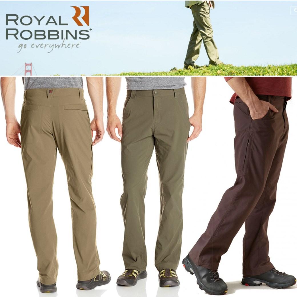 Royal Robbins Traveler Stretch Pant