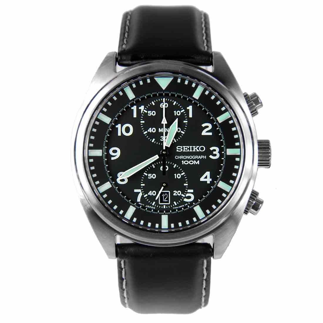 นาฬิกาผู้ชาย SEIKO Sport Chronograph SNN231P2
