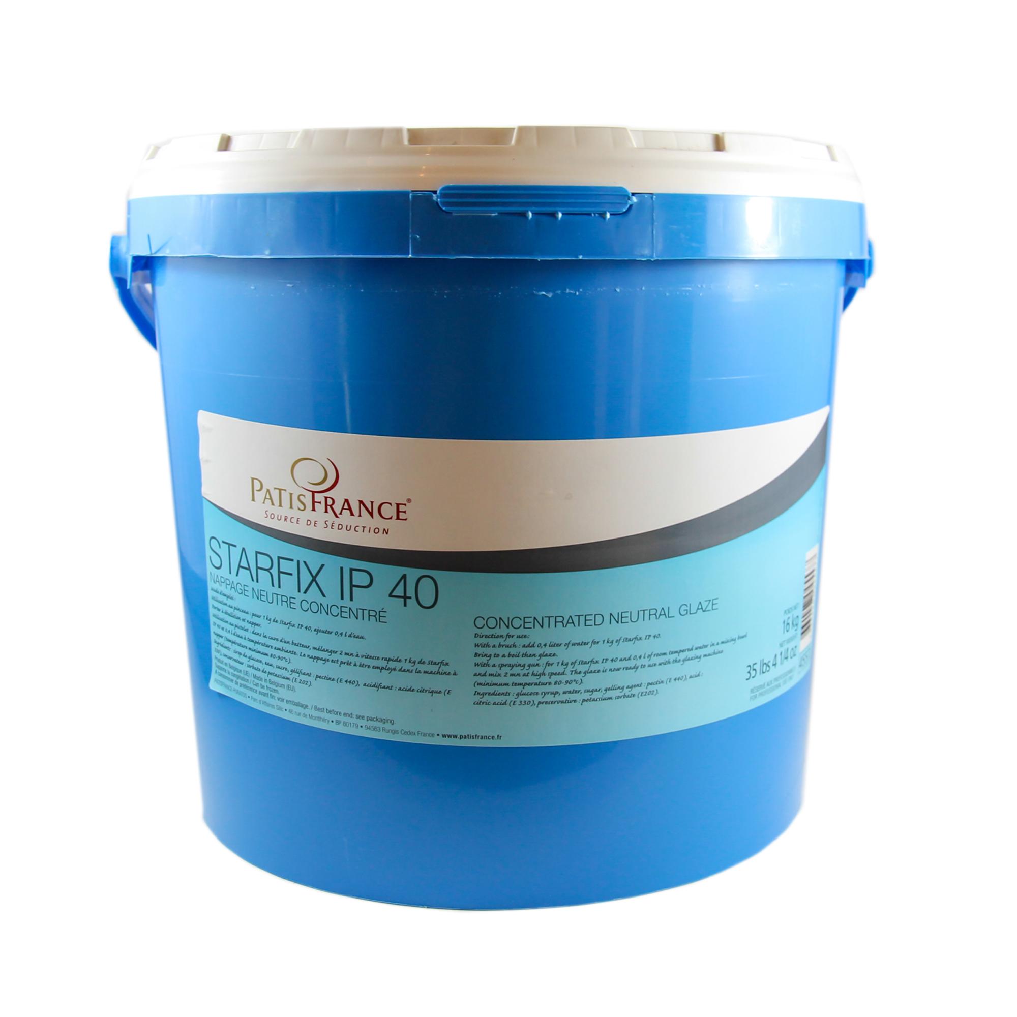 Patisfrance Neutral Glaze แบ่งขาย 500 g