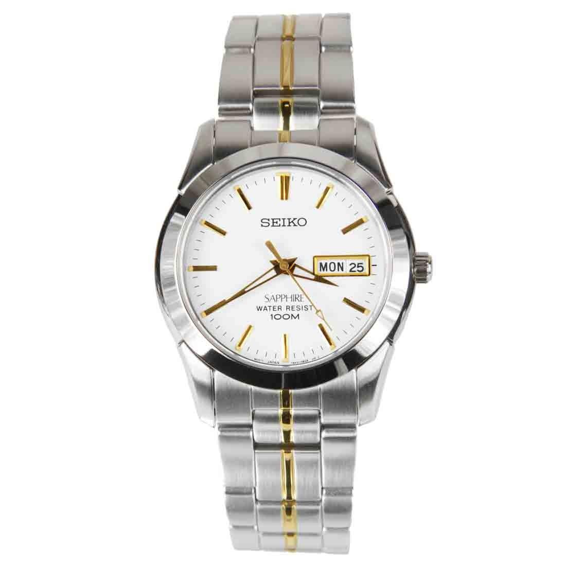 นาฬิกา SGG719P1 SEIKO quartz sapphire