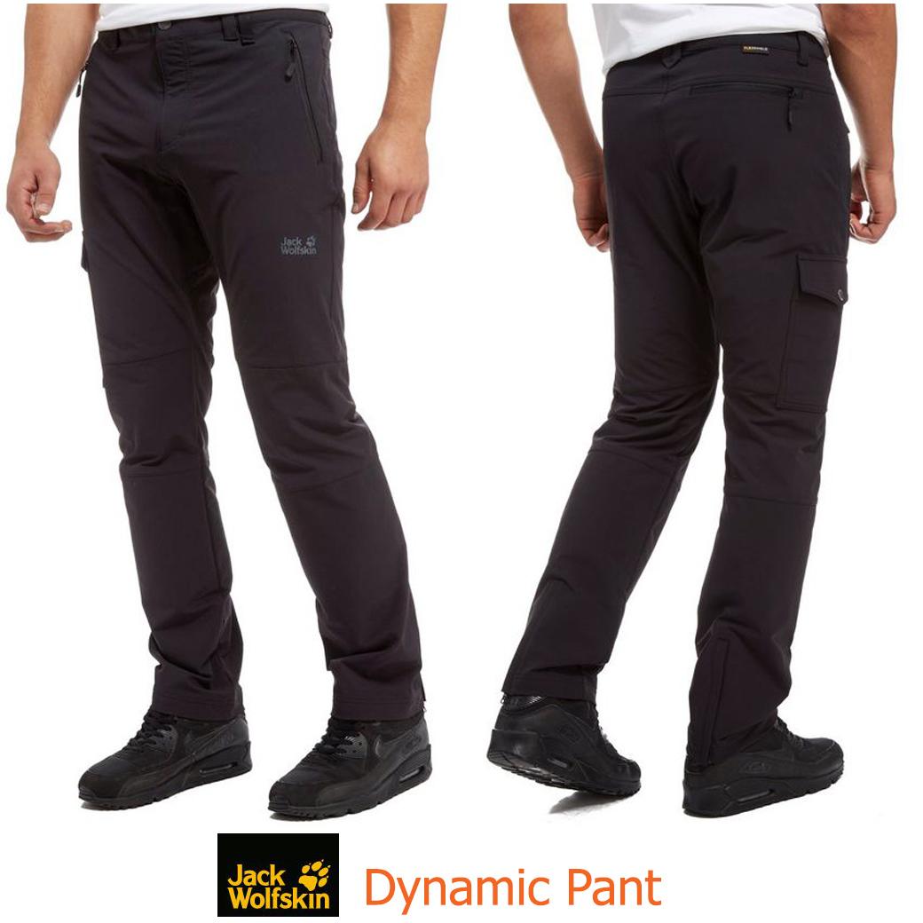 Jack Wolfskin Dynamic Softshell Pants