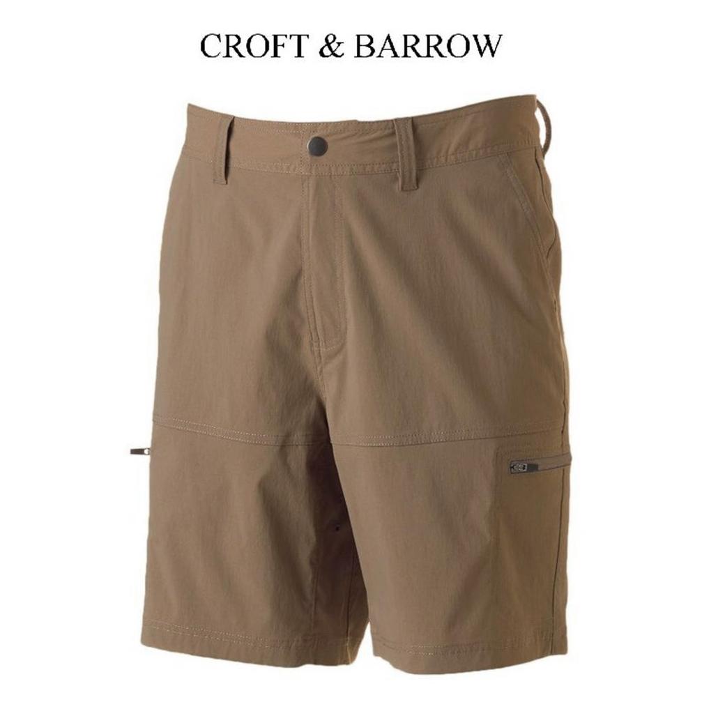 Croft & Barrow Outdoor Short ( Size 36-42 )