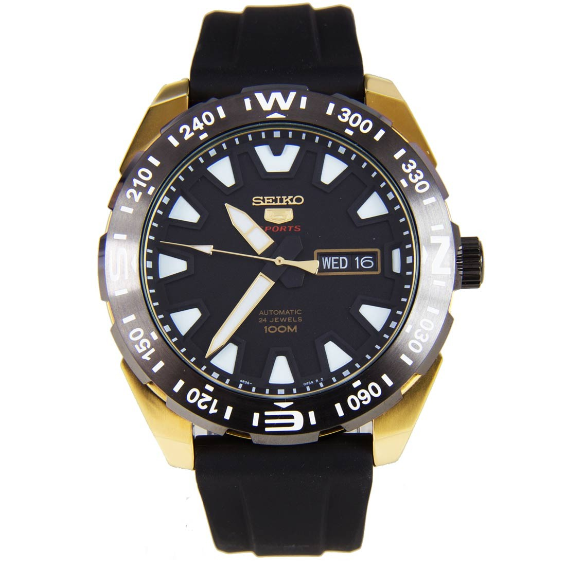 นาฬิกาผู้ชาย SEIKO Sports รุ่น SRP750K1 Automatic Man's Watch