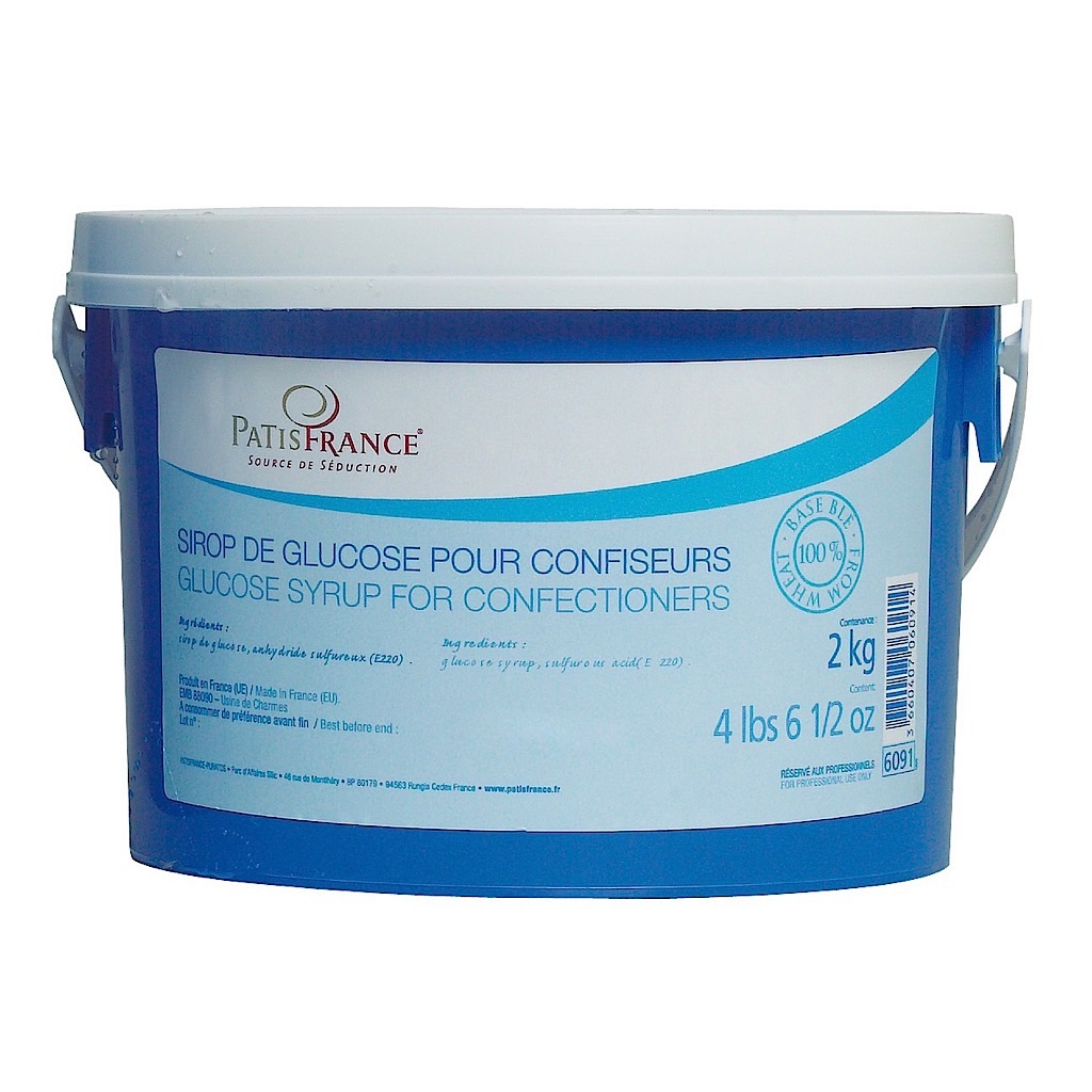 Patisfrance Glucose Syrup 6kg