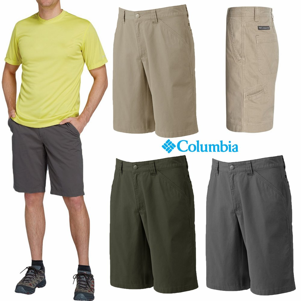 Columbia Valley View II Shorts - Cotton 100%