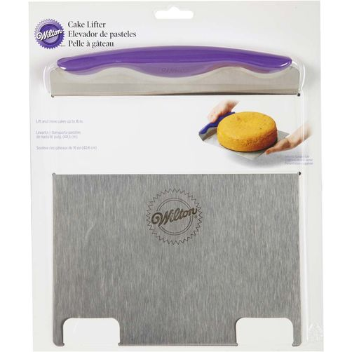 Item# 2103-307 CAKE LIFTER, 8 INCH