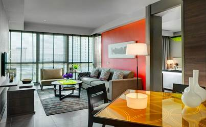 Klapsons The River Residences BangkokOne Bedroom (69 sqm.) at THB 80,000 net per month **1 year contract at THB 70,000 net per month** **Ready to move in**