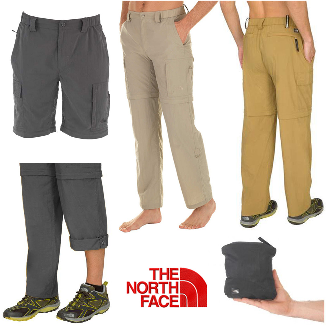 The North Face Meridian Cargo Convertible Pant
