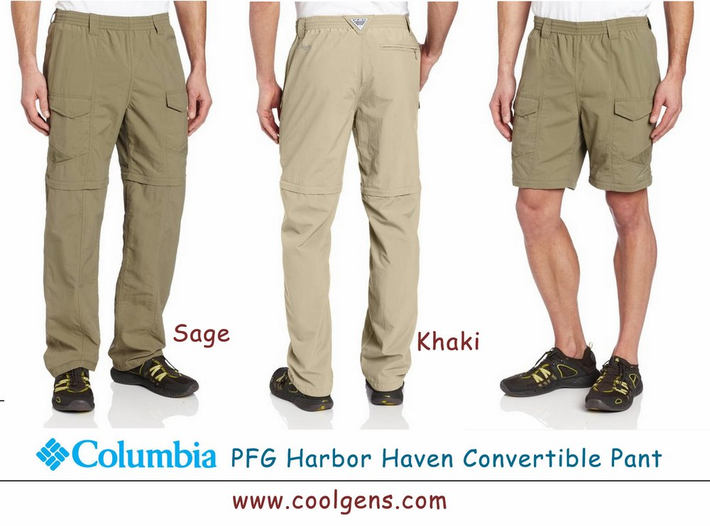 Columbia PFG Harbor Haven Convertible Pant