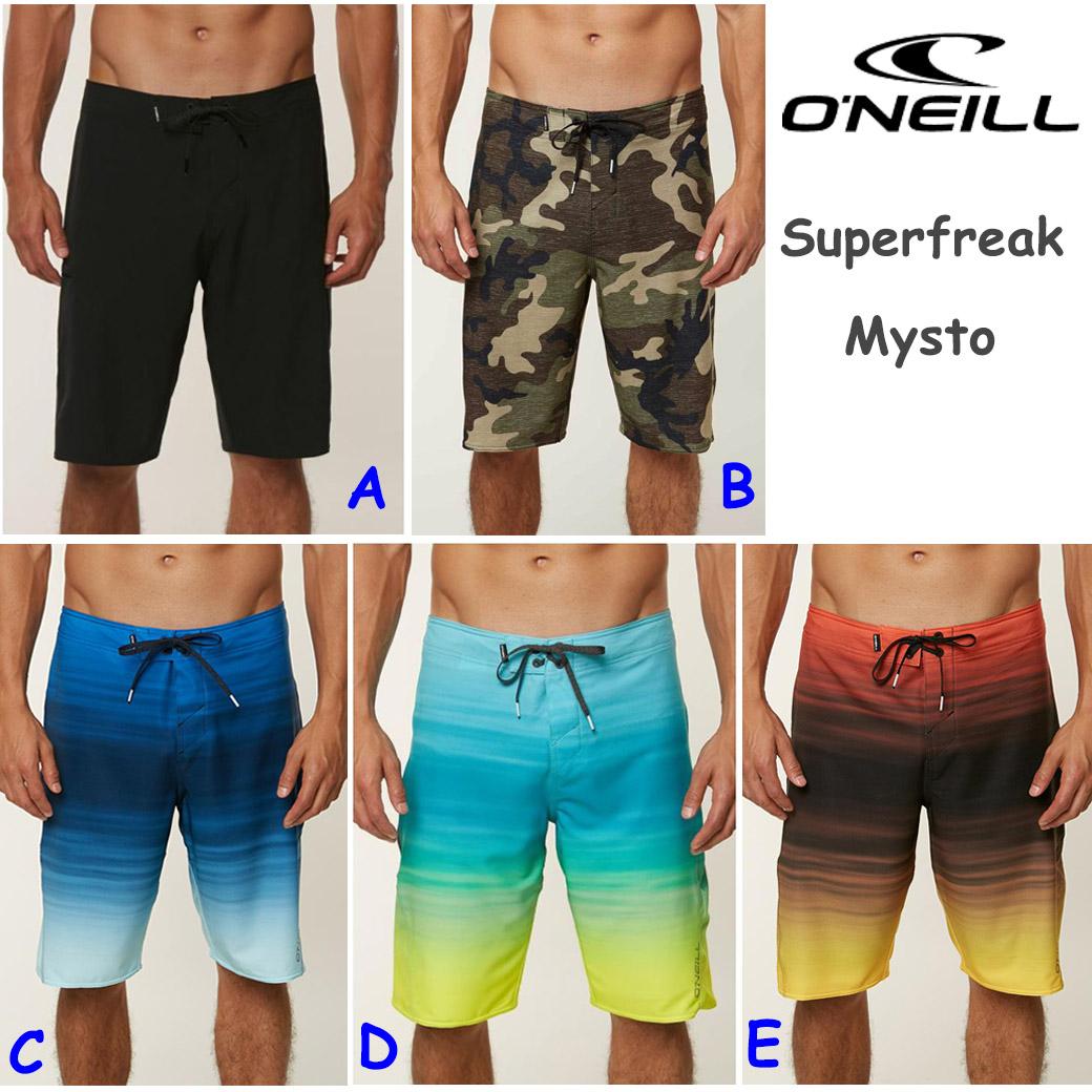 O'Neill Superfreak Mysto Short