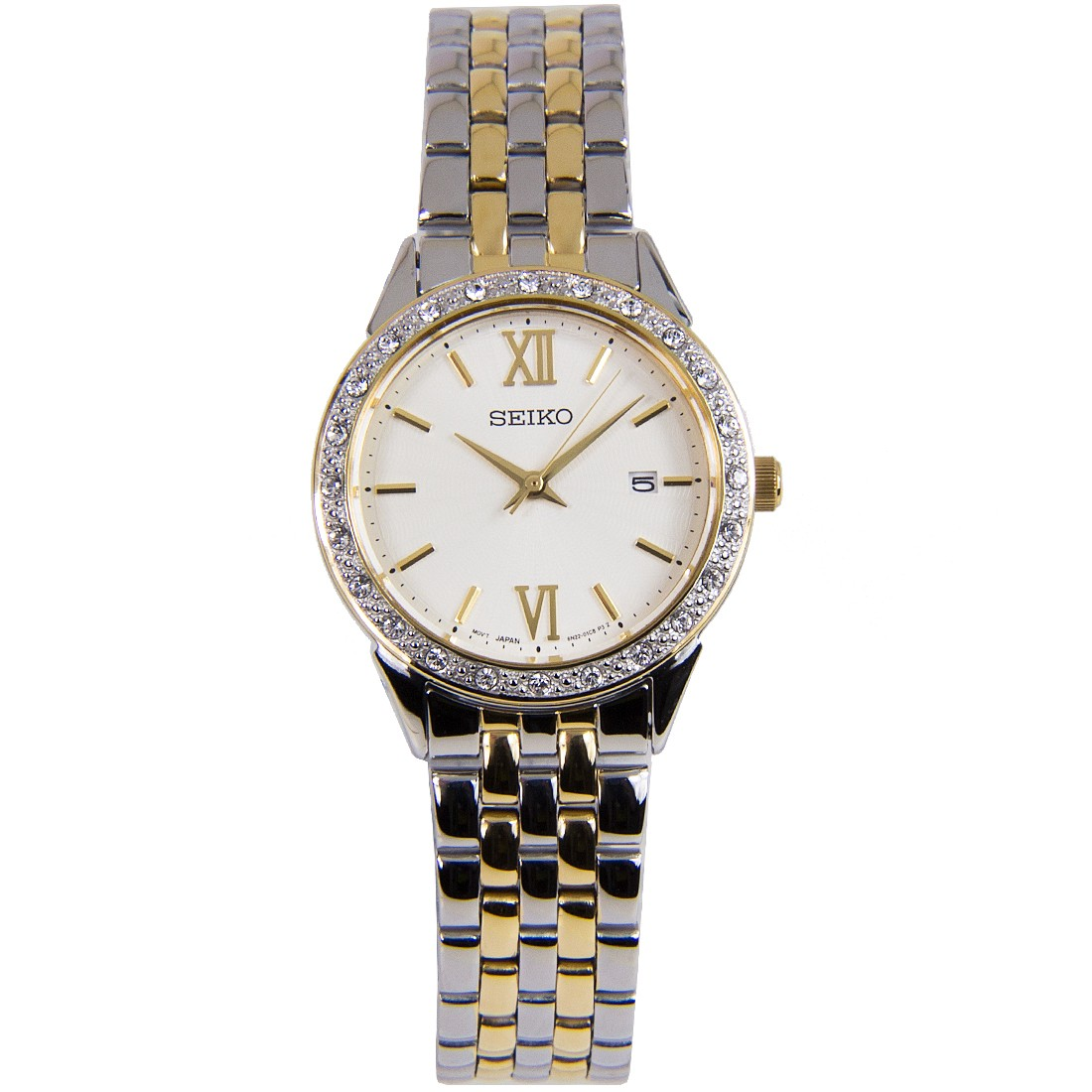 นาฬิกาผู้หญิง Seiko Quartz รุ่น SUR690P1