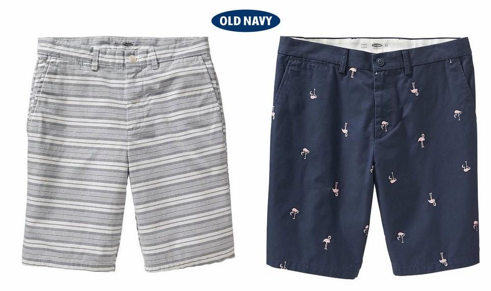 Old Navy Men's Slim-Fit Twill Shorts