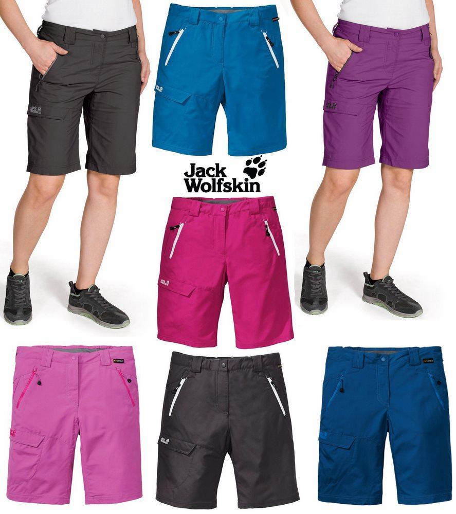 Jack Wolfskins Women's Active Track Short