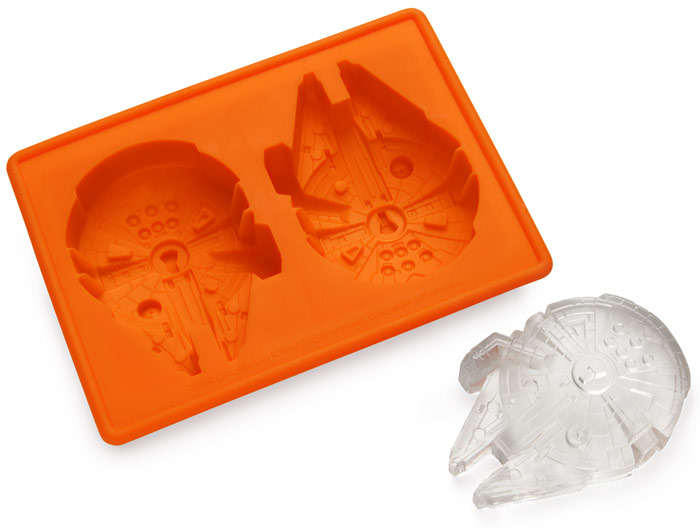 Millennium falcon - Star Wars Ice Cube Tray/Candy mold
