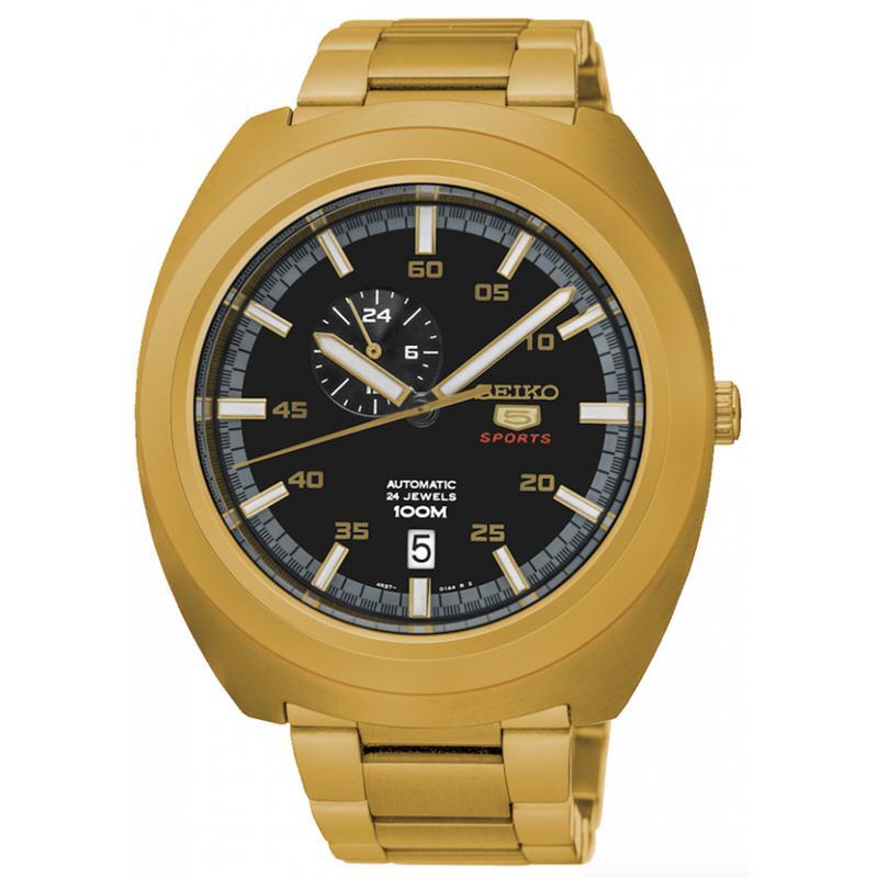 นาฬิกาผู้ชาย SEIKO 5 Sports รุ่น SSA284K1 Automatic Men's Watch