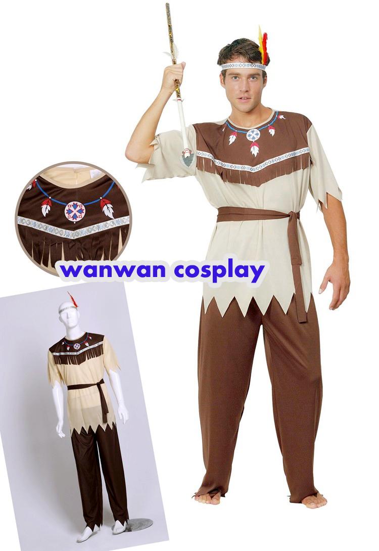 ร้านเช่าชุดแฟนซี ชุดอินเดียแดง ชุดคาวบอย ชุดคนป่าชุดธีมJUNGLE ชุดมนุษย์หินฟลิ้นสโตน094-920-9400