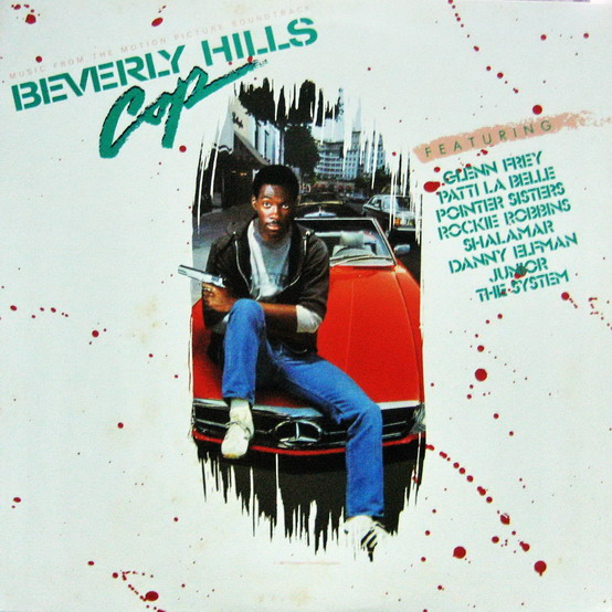 Various Artists - Beverly Hills Cop