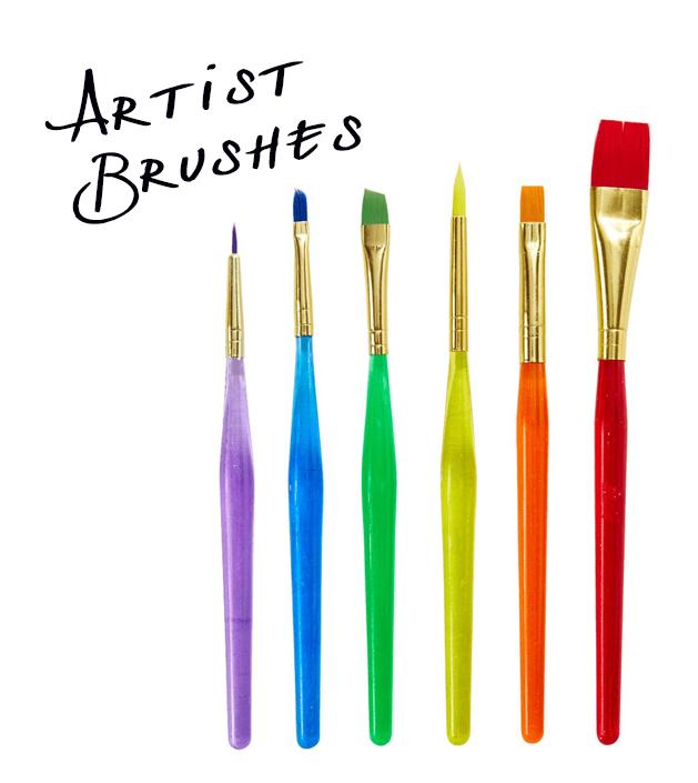 ชุดพู่กันแต่งหน้าฟองดอง (Rose Art Artist Brushes)