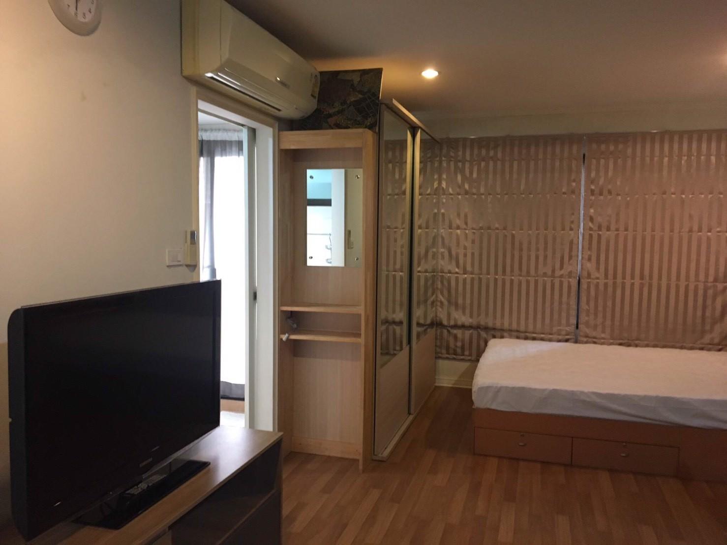 ให้เช่าคอนโด Lumpini Place Phahol-Saphankhwai ลุมพินี เพลส พหล-สะพานควาย ห้องสตูดิโอ