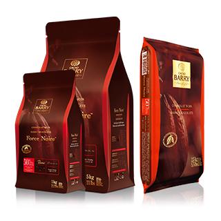 Cacao Barry Force Noire 50% 5 kg