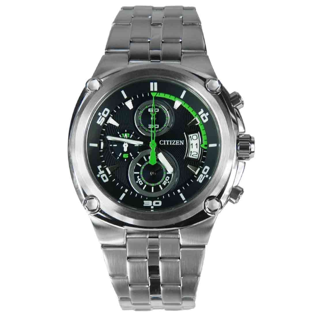 Citizen Chronograph Sports Men's Watch รุ่น AN3350-50L