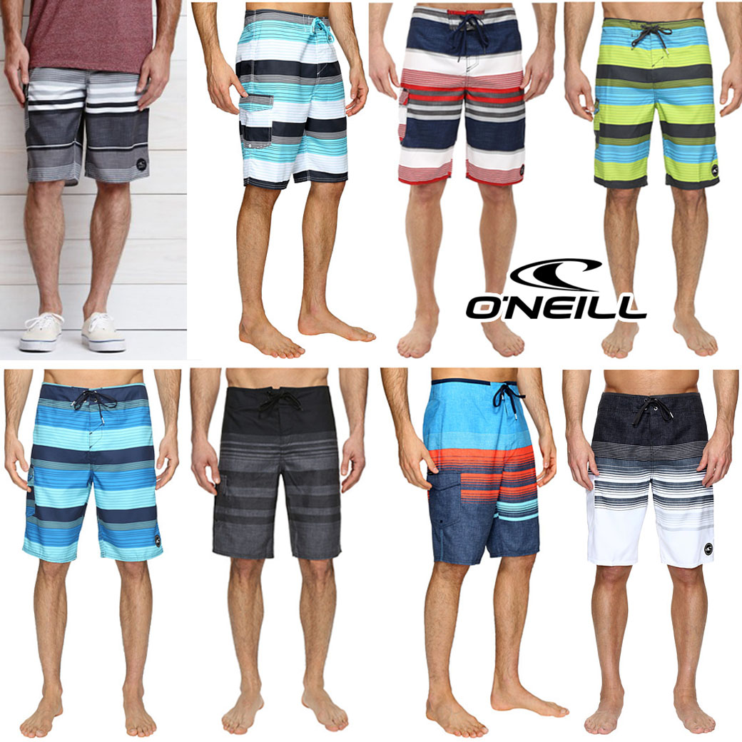 O'Neill Gold Coast & Santa Cruz Boardshort