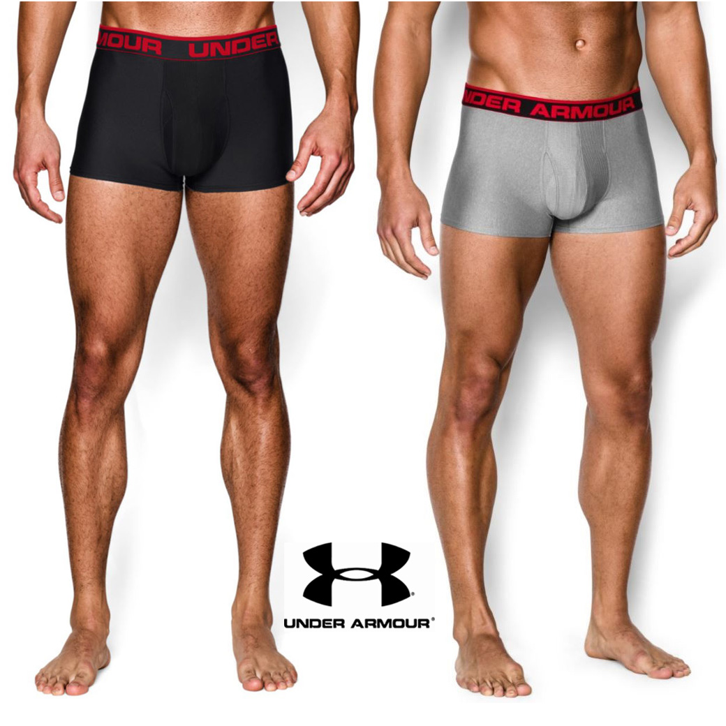UNDER ARMOUR ORIGINAL SERIES BOXERJOCK 3