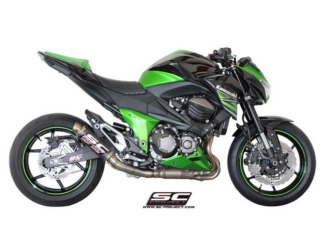 SC Project Slip On GP M2 Kawasaki Z800