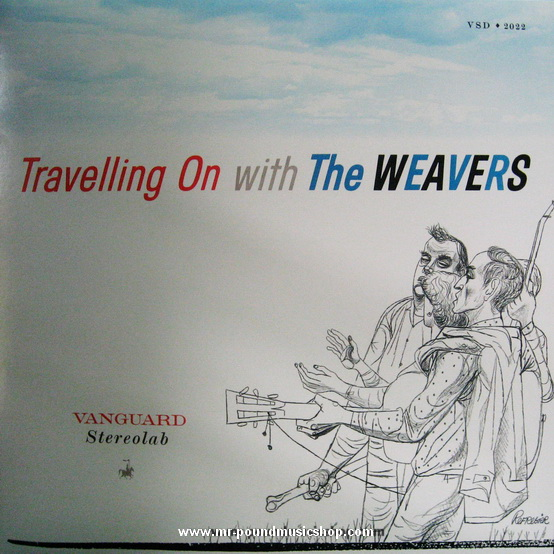 The Weavers - Travelling on With The Weavers