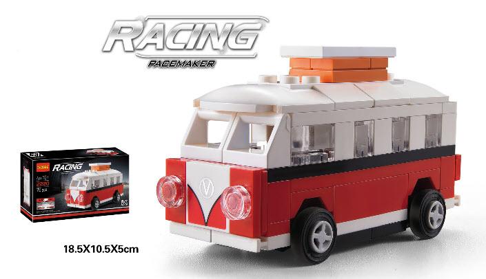เลโก้ชุดรถคลาสสิก 4 แบบ