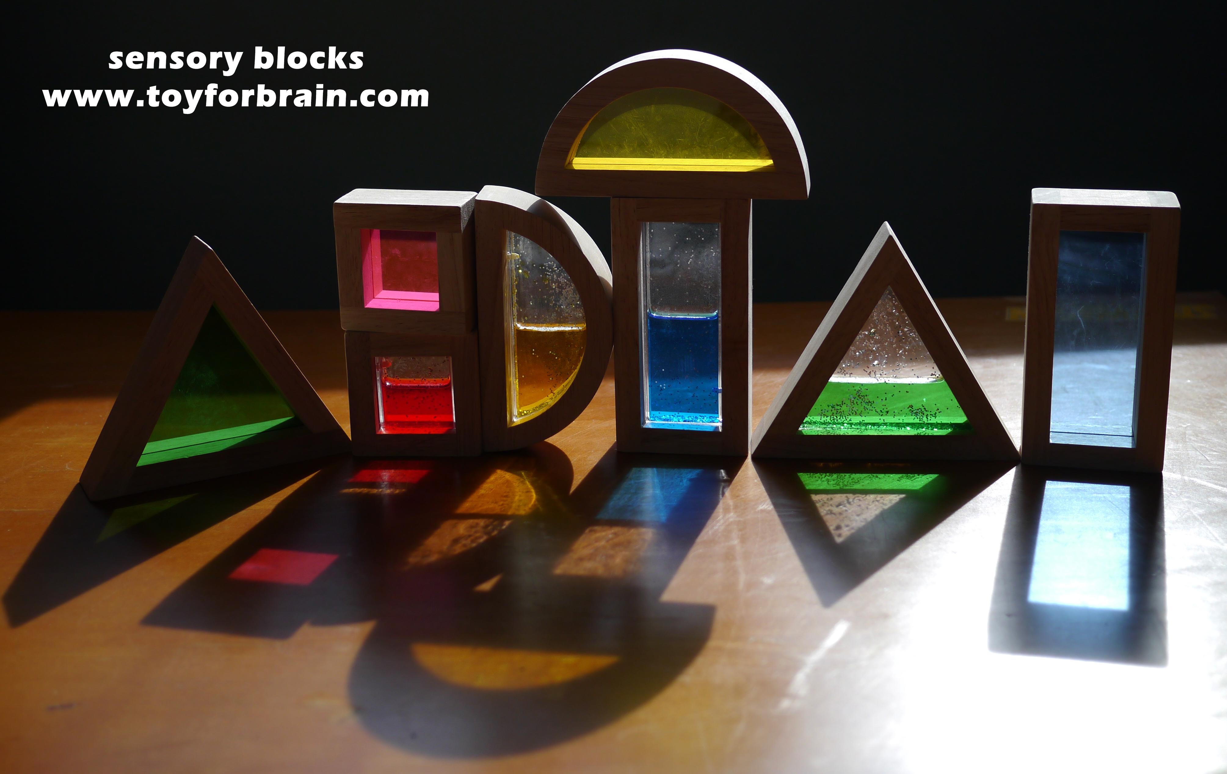 Sensory Block บล็อคต่อ เสริม Sensory ของเด็กเล็ก