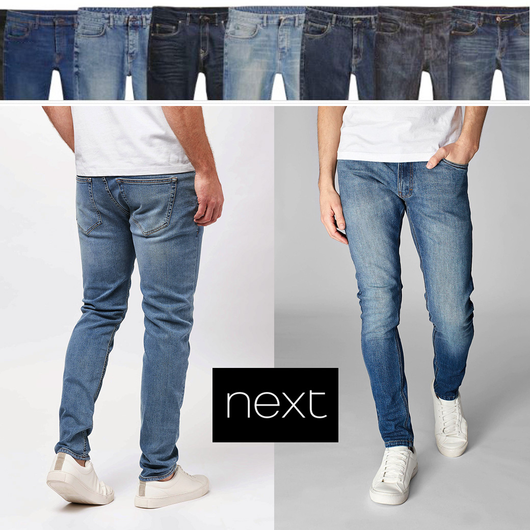 Next Skinny Stretch Denim