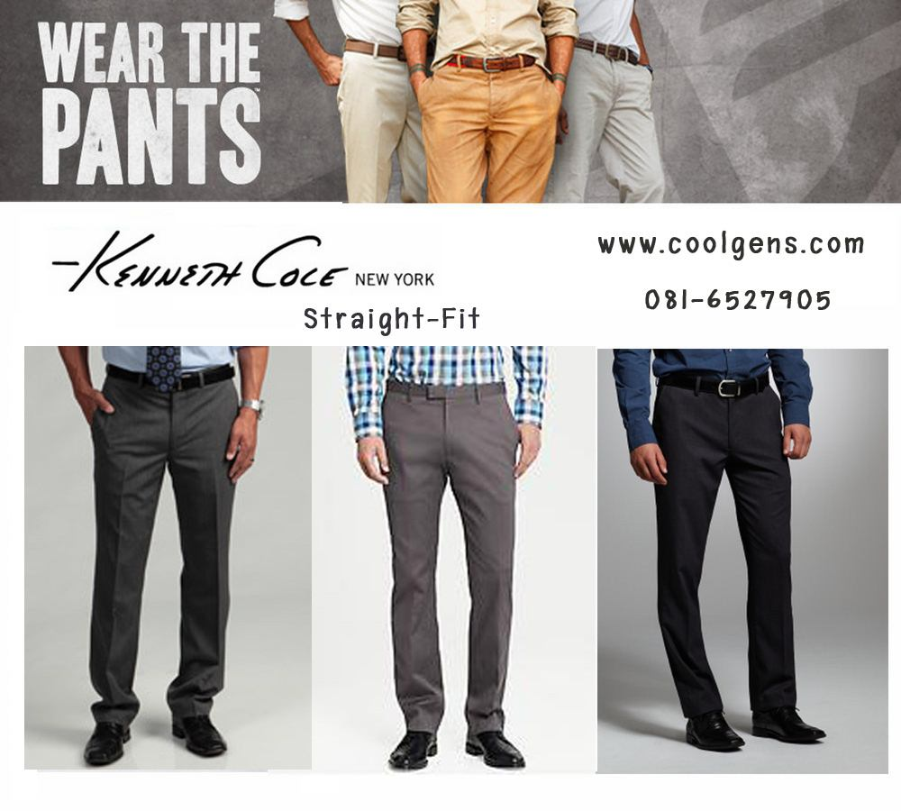 Kenneth Cole Straight-Fit