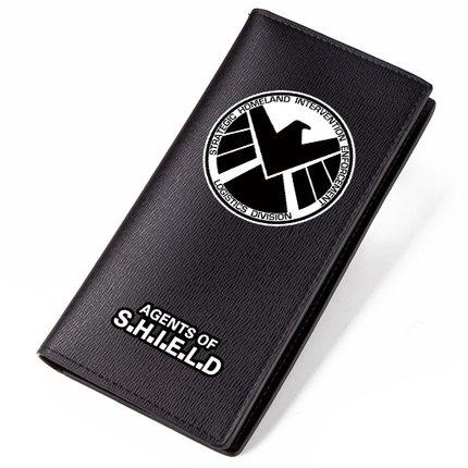 Preorder กระเป๋าสตางค์ กัปตันอเมริกา[PU] แบบ 6
