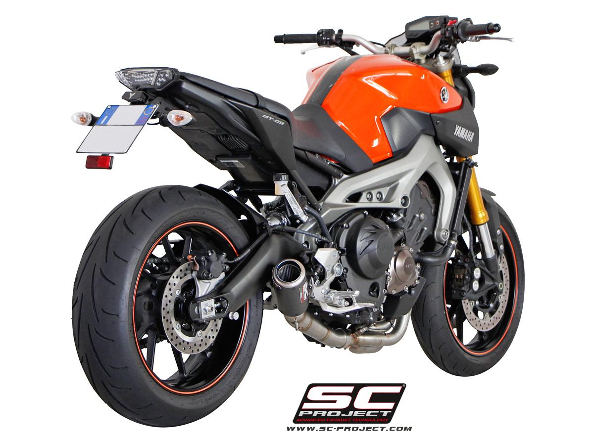 SC Project Yamaha MT-09 CRT