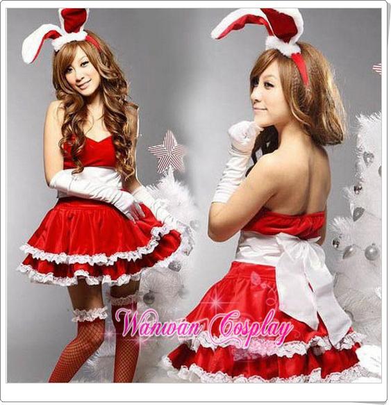 ให้เช่าชุดแฟนซีกระต่าย ชุดบันนี่สุดน่ารักราคาถูก มีสีแดง ดำ และชมพู 094-920-9400,094-920-9402
