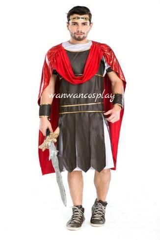 ชุดกรีกโรมัน ชุดฟาโร ชุดคลีโอพัตรา ชุดนักรบกรีกโรมัน ชาย หญิง