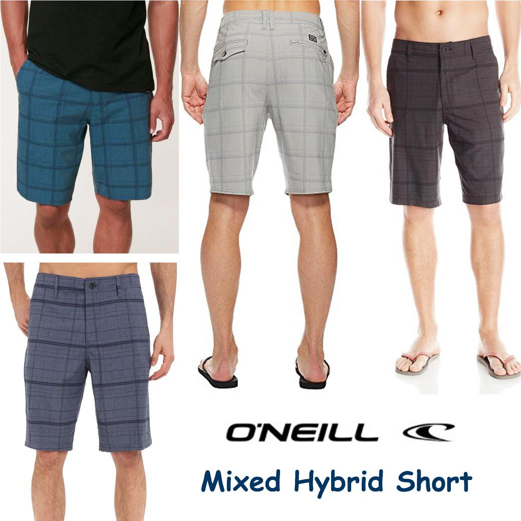 O'Neill Hybrid Mixed WalkShorts